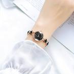 Kimio AF-6352(Black) レディース腕時計