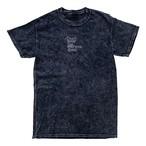 Don't wear like everyone does. Tie-dye & Embroidery Tee