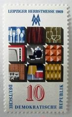 ライプツィヒ・メッセ'69秋 / 東ドイツ 1969
