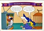 MLBカード 92UPPERDECK Looney Tunes #155