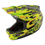 Troy Lee Designs トロイリーデザイン D3 CARBON MIPS CODE YELLOW サイズM / ¥69,984 → ¥48,989