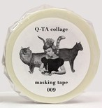 Q-TA collage masking tape 009