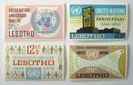 国連25周年記念 / レソト 1970