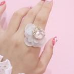 【リング.16】phantomFLOWER crystal