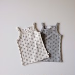 benebene BABY BREATH SLEEVELESS(全2色/12M〜8Tサイズ展開)