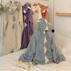 【送料無料】全5色♡もこもこルームウェア♡パジャマ♡