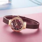 Julius AF-1043(Brown) レディース腕時計