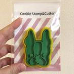 【試験販売】ボストンテリア クッキー型