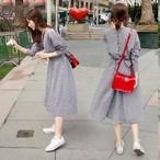 【人気爆発中】【dress】シンプルプルオーバーボールガウン激安カジュアルワンピース18149703