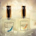 """【ナチュラルフレグランス""""beyond the FREE""""】香料を一切含まない天然精油のみ!同じ精油を使いMens,Ladies2タイプ! ☆15ml"""