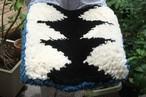 ◆【ノッティング・手織りの椅子敷き】(大) ◆NEW! #20210601