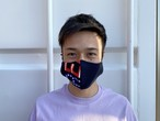 【数量限定・5/9日発送分】ThreeArrows TEEマスク(3枚セット)