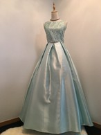 Le meillture L61011 ミントグリーンのドレス