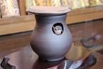清水焼 茶香炉フクロウ(Kyo-yaki&Kiyomizu-yaki Incense burner)