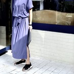 TEE DRESS/LAVENDER