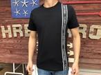 Calvin Klein line logoTシャツ(black)