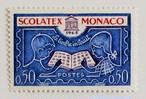 切手帳 / モナコ 1963