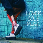 五十嵐晴美 2nd Album 「LOVER SOLE MUSIC」