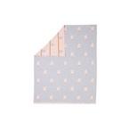 ブランケット / Ice Cream Blanket (Grey) 80×100cm (アイスクリーム) / WOOUF! BARCELONA (ウーフバルセロナ)
