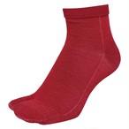 【限定カラー】足袋型 ショートDEEP RED インナーファクト