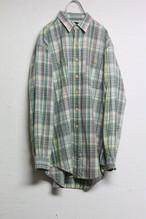 RALPH LAUREN B.Dチェックシャツ