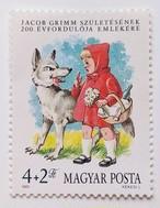 赤ずきん / ハンガリー 1985