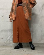 (PAL) design tight long skirt