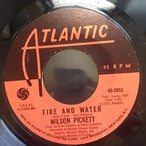 Wilson Pickett ‎– Fire And Water