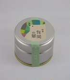 オリジナル抹茶 有岡の翠(ありおかのみどり)20g缶