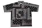 BANDANA shortsleeve shirt -2-