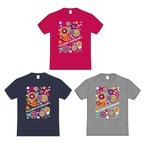 キヨサマサンクスTシャツ(グレー・ピンク・ネイビーsold out)