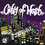 [CD] CITY OF WEST 初回特典ステッカー付き