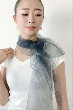 【人気色・残り1点】世界最軽量 羽衣ショール[水洗い可]