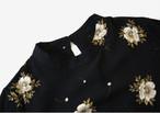 Floral Print Maxi Long Dress 696