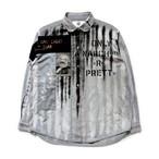 anarchy shirt 070(monochrome)