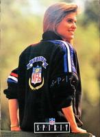 NFLカード 91PROLINE BABETTE KOSAR WIFE #002 BROWNS