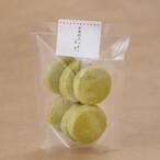 【パイポン畑】抹茶 米粉100%手焼きクッキー グルテンフリー 自家自然栽培