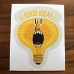 GOOD IDEA Sticker / ステッカー