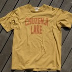 BIGFISH1983×Barns Outfitters CHUZENJI LAKE/中禅寺湖チャリティーTシャツ