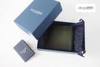 アラルディ|ARALDI 1930|二つ折り財布|ウォレット|EMERALD|エメラルド|AR B P293 TAMP Bilfold 4+4