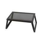 auvil black mini table ブラックミニテーブル