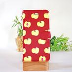 りんごの季節 手帳型スマホケース iPhone/android