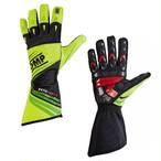 KK02747058  KS-2R Gloves (Yellow/fluo green)