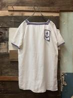 50's marine national linen sailor shirt