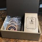 焼きドーナッツと昭和町ブレンドのセット (Box入り)