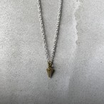 Heiwa Necklace Brass×SILVER