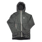 UN2100 Light weight fleece hoody / Charcoal