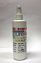 安全・強力除菌・消臭 PureRe(ピュアーレ) 300ml スプレー(安全・強力除菌・消臭 高機能弱酸性次亜塩素酸水)