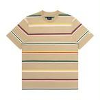 Triple Stripe Top(Tan)