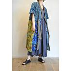【RehersalL】 aloha gown (mint 31)/【リハーズオール】アロハガウン(ミント 31)